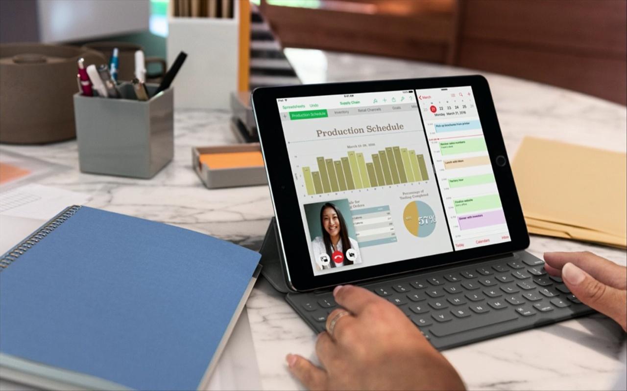 Kleinere Apple iPad Pro