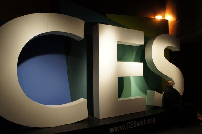 CES logo groot