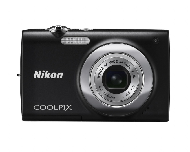 Nikon Coolpix S2500  Zwart