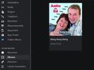 Nieuwe interface Spotify, april 2014
