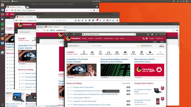 Volgende Ubuntu Lts Gaat Weer Standaard Xorg Displayserver
