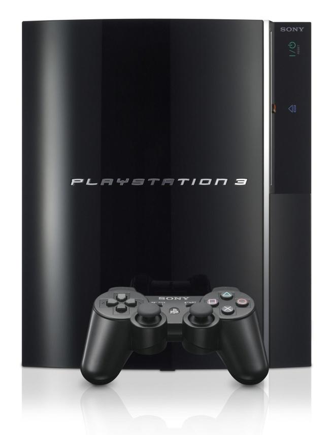 Sony PlayStation 3 80GB spelcomputer & GTA IV & GT5 Prologue Zwart