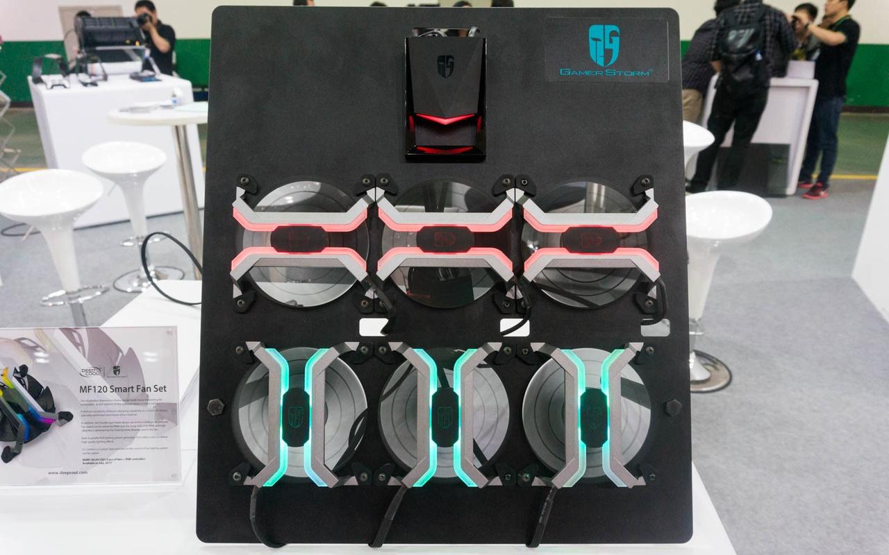 Deepcool MF120 Smart Fan Set