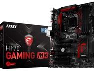MSI H170 B150 Gaming moederborden