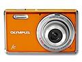 Olympus FE-4000 Oranje