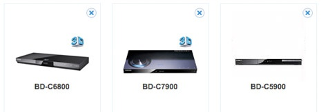 Samsung 3d-blu-ray-spelers