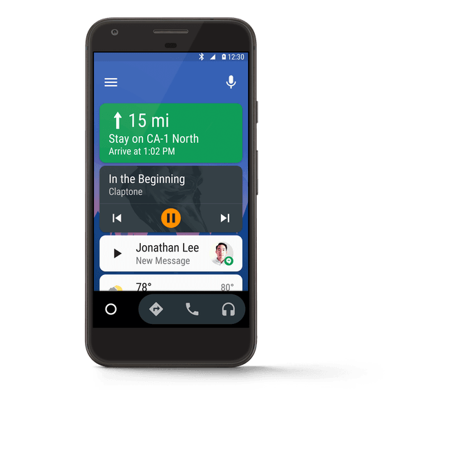Android Auto voor Android