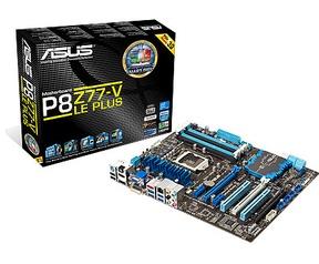 Asus P8Z77-V LE Plus