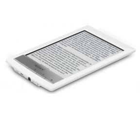 Sony Reader PRS-T1 Wit