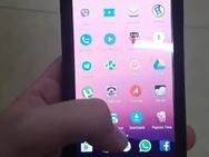 Eye-hoes met Android-telefoon voor iPhones