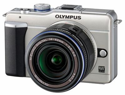 Olympus E-PL1 inleiding