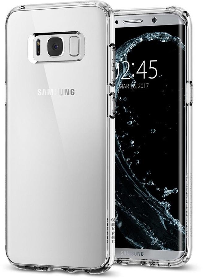 Spigen Samsung Galaxy S8 Plus Ultra Hybrid  Transparant