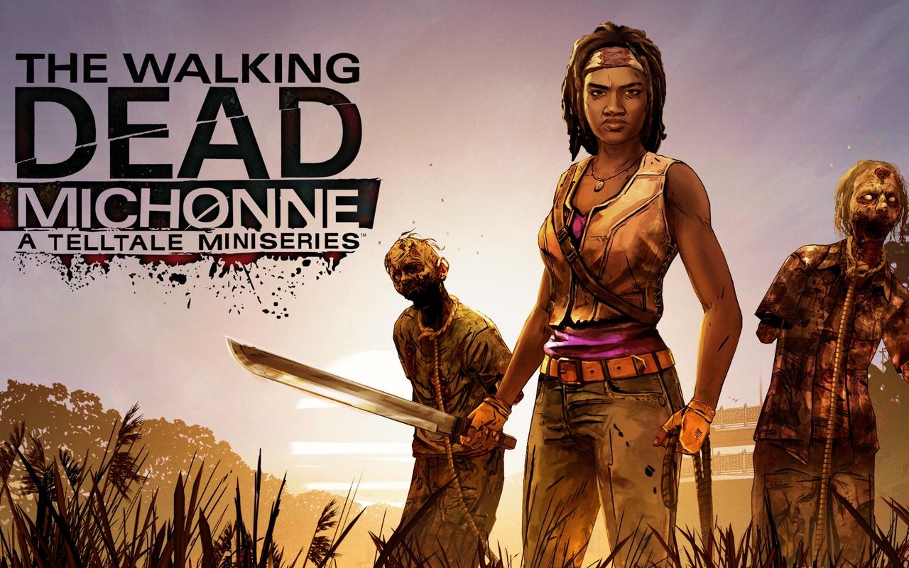 TellTale Games The Walking Dead: Michonne