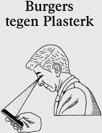 Burgers tegen Plasterk