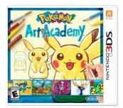 Pokémon Art Academy, 3DS