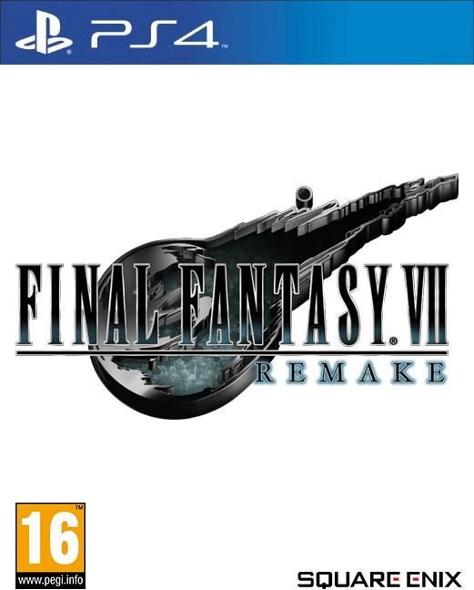 Final Fantasy VII (Remake), PS4
