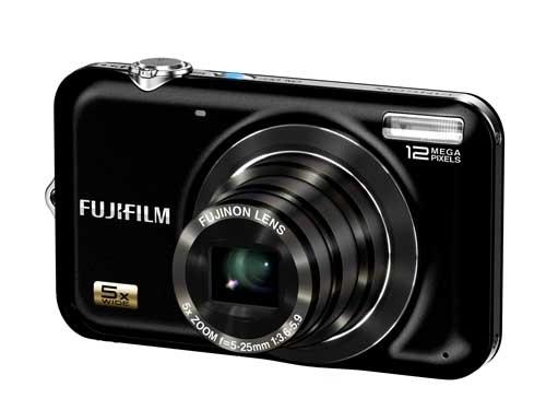 Fujifilm FinePix JX200  Zwart