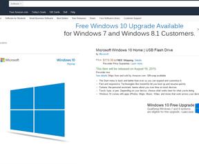Windows 10 usb Amazon