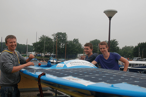 Dong Energy Solar Challenge 2012