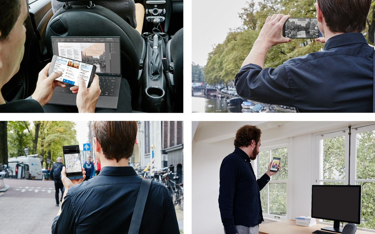 Mogelijk Surface Phone-lek