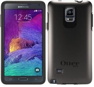 Otterbox Symmetry Samsung Galaxy Note 4 (Black)