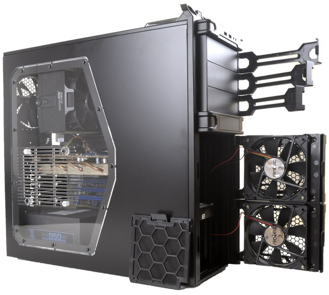 Antec Dark Fleet DF30