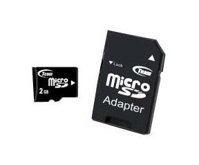 Team Group 2GB Micro SD