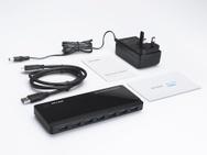 TP-Link USB 3.0 Hub met 7 aansluitingen en 2 oplaadaansluitingen UH720