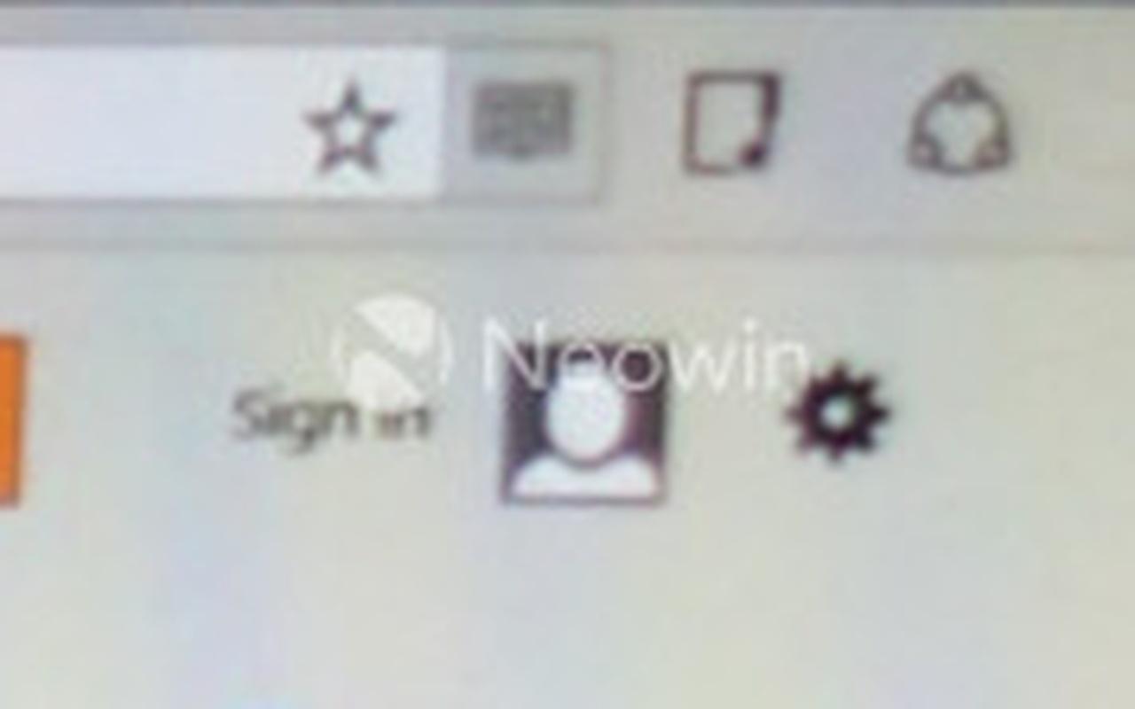Microsoft Spartan browser NeoWin