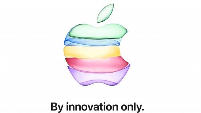 Apple 10 september uitnodiging