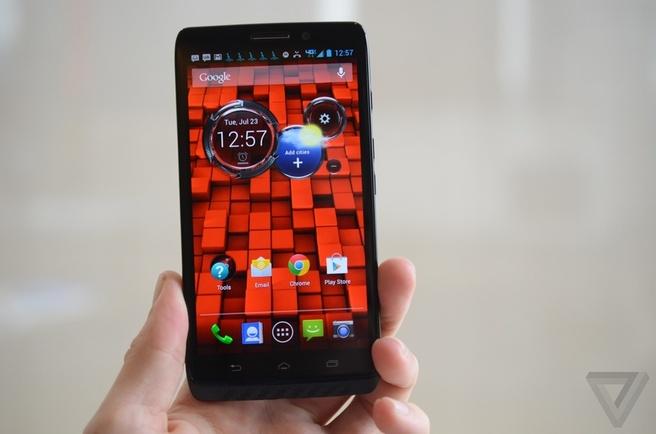 Nieuwe Motorola Droid