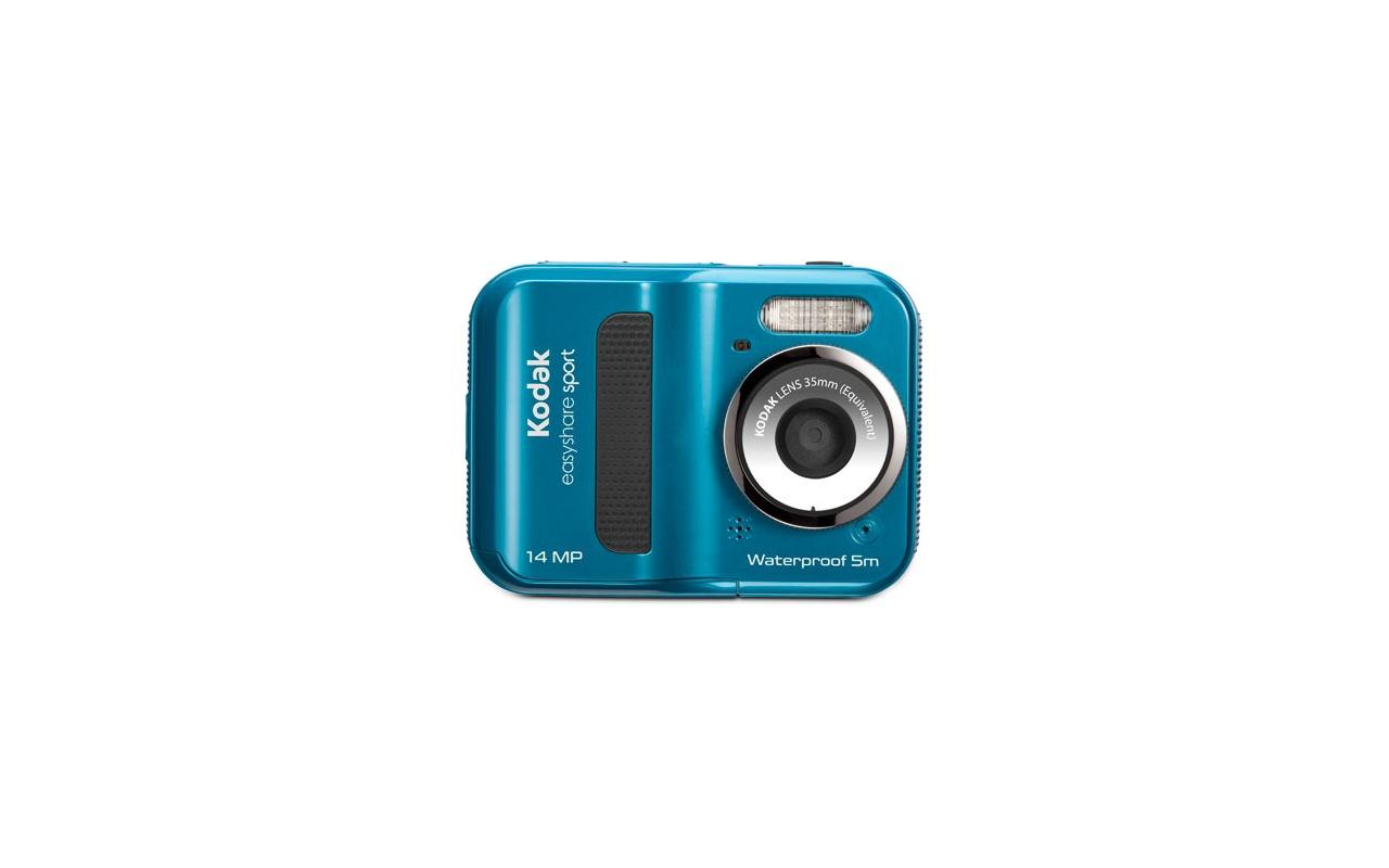 Kodak EasyShare Sport C123 12 MP Waterproof Digital Camera