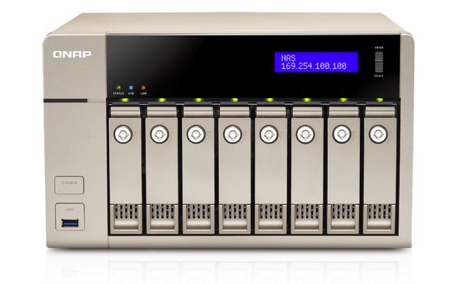 QNAP TVS-863+