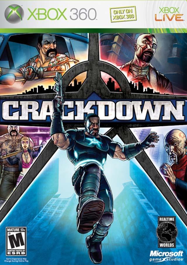 Crackdown, Xbox 360