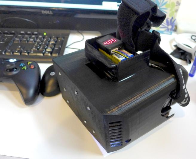 Oculus DK2 met WiGig