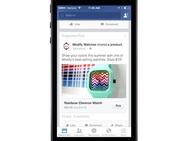 Facebook koop-knop
