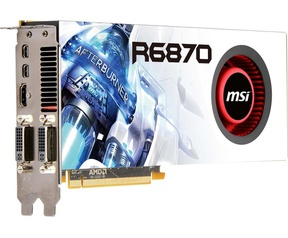 MSI R6870-2PM2D1GD5