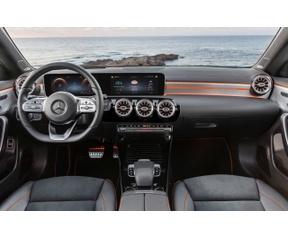 Mercedes-Benz CLA coupé