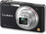 Panasonic Lumix DMC-SZ1 Zwart