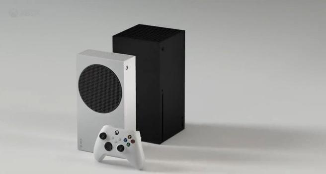 Microsoft Xbox Series S gerucht