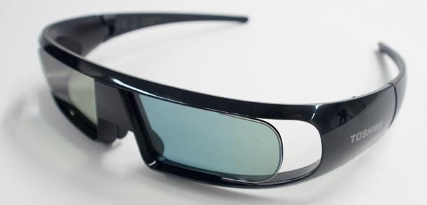 Toshiba UL985G 3d-bril