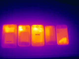 Beeld warmtecamera