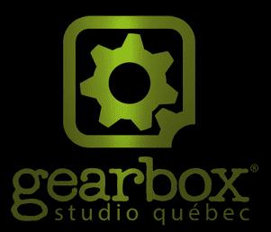 Gearbox Studio Quebec logo