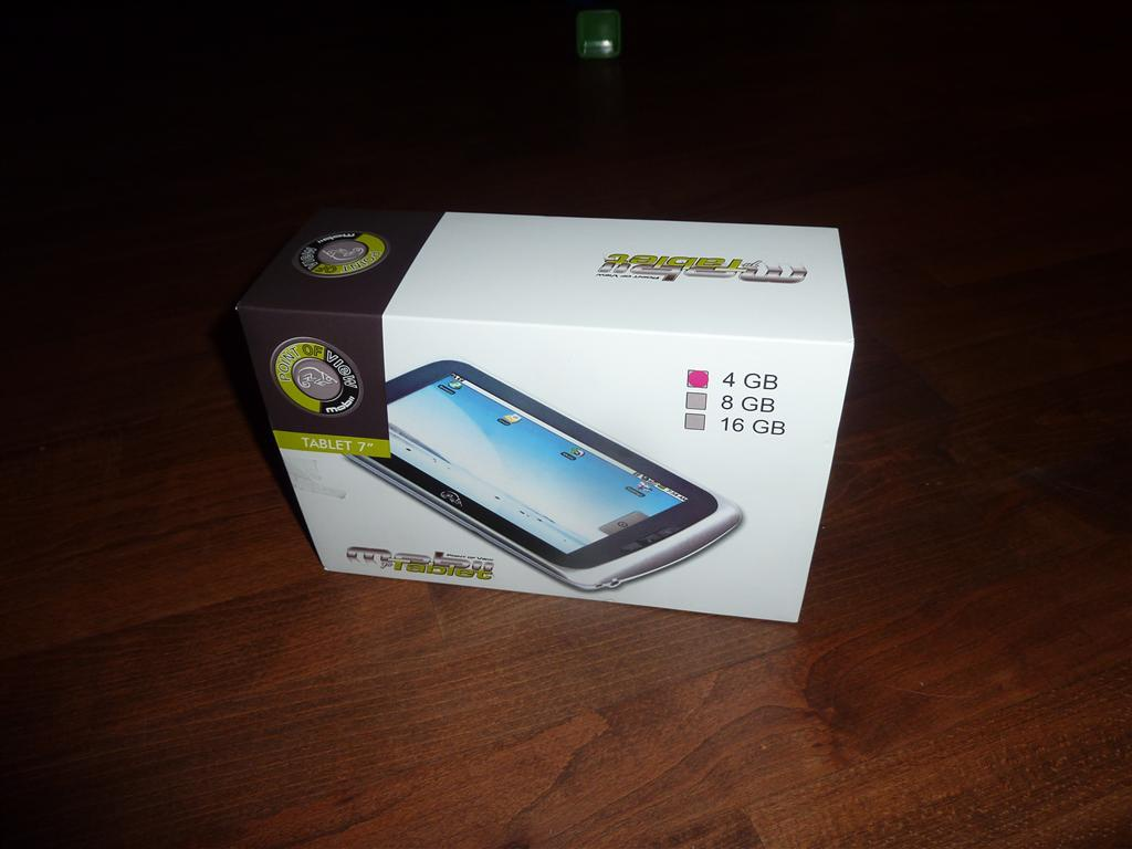 point of view mobii tablet 7 genii 4gb zwart. Black Bedroom Furniture Sets. Home Design Ideas