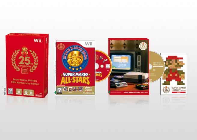 Super Mario All-Stars – Speciale uitgave: 25 jaar Mario