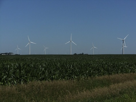 extEra Energy Resources Story County II windmolenpark