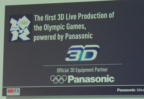 Panasonic Olympische Spelen 3d