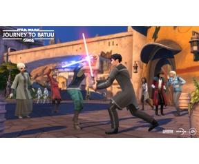 De Sims 4 krijgt Star Wars-uitbreiding Journey to Batuu