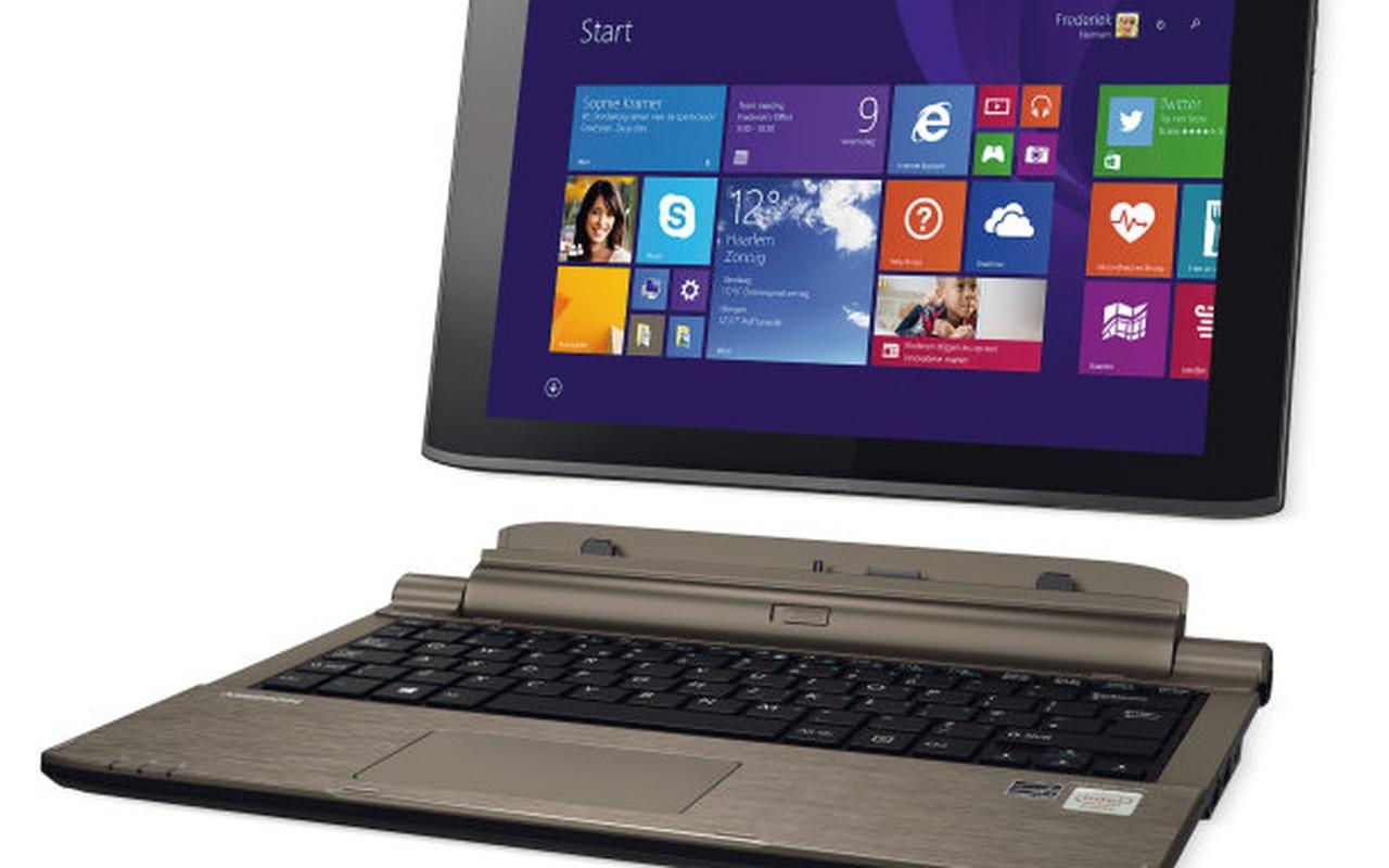aldi kondigt medion 2 in 1 laptop met full hd scherm voor. Black Bedroom Furniture Sets. Home Design Ideas