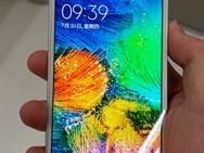 Foto vermeende Samsung Galaxy Alpha